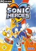 Sonic Heroes Windows Front Cover