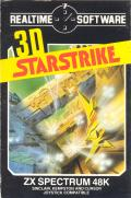 3D Starstrike ZX Spectrum Front Cover