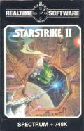 Starstrike II ZX Spectrum Front Cover