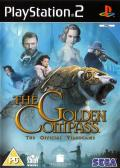 The Golden Compass PlayStation 2 Front Cover