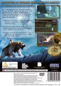 The Golden Compass PlayStation 2 Back Cover