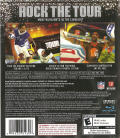 NFL Tour PlayStation 3 Back Cover