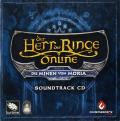 The Lord of the Rings Online: Mines of Moria (Special Edition) Windows Other Soundtrack - Sleeve - Front
