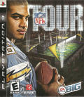 NFL Tour PlayStation 3 Front Cover