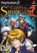 Castle Shikigami 2 PlayStation 2 Front Cover