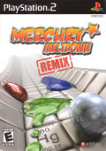Mercury Meltdown PlayStation 2 Front Cover