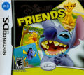 Disney Friends Nintendo DS Front Cover