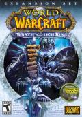 World of Warcraft: Wrath of the Lich King Macintosh Front Cover