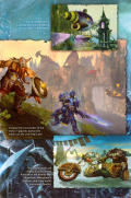 World of Warcraft: Wrath of the Lich King Macintosh Inside Cover Far Right Flap