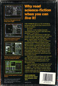 Star Command DOS Back Cover