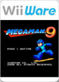 Mega Man 9 Wii Front Cover