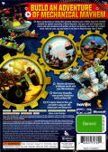 Banjo-Kazooie: Nuts & Bolts Xbox 360 Back Cover