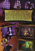 A Vampyre Story (Collector's Edition) Windows Inside Cover Left Flap