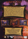 A Vampyre Story (Collector's Edition) Windows Back Cover