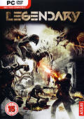 Legendary Windows Front Cover