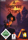A Vampyre Story (Collector's Edition) Windows Other Keep Case - Front