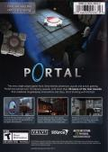 Portal Windows Back Cover