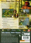 Sid Meier's Civilization IV: Colonization Windows Back Cover