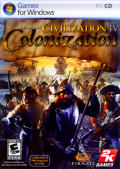 Sid Meier's Civilization IV: Colonization Windows Other Keep Case - Front