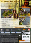 Sid Meier's Civilization IV: Colonization Windows Other Keep Case - Back