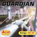 Guardian Amiga CD32 Other Jewel Case - Front