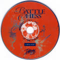Battle Chess Amiga CD32 Media