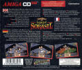 Hero Quest II: Legacy of Sorasil Amiga CD32 Other Jewel Case - Back