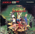 Hero Quest II: Legacy of Sorasil Amiga CD32 Other Jewel Case - Front