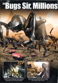Starship Troopers (Special Edition) Windows Inside Cover Left Flap