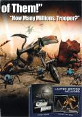 Starship Troopers (Special Edition) Windows Inside Cover Right Flap
