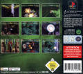 Philosoma PlayStation Back Cover