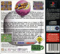 Bomberman: Party Edition PlayStation Back Cover