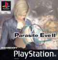 Parasite Eve II PlayStation Front Cover