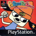 PaRappa the Rapper PlayStation Front Cover
