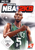 NBA 2K9 Windows Front Cover