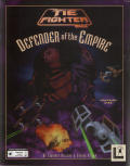 Star Wars: TIE Fighter - Defender of the Empire DOS Front Cover