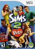 The Sims 2: Pets Wii Front Cover