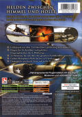 Heroes of the Pacific Xbox Back Cover