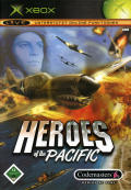 Heroes of the Pacific Xbox Front Cover