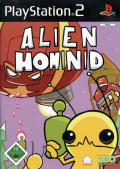 Alien Hominid PlayStation 2 Front Cover