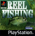 Reel Fishing PlayStation Front Cover