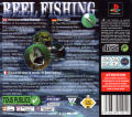 Reel Fishing PlayStation Back Cover
