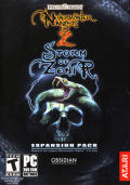 Neverwinter Nights 2: Storm of Zehir Windows Front Cover