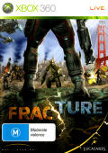 Fracture Xbox 360 Front Cover
