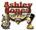 Ashley Jones and the Heart of Egypt Windows Front Cover