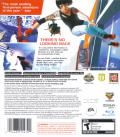 Mirror's Edge PlayStation 3 Back Cover