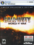 Call of Duty: World at War (Limited Collector's Edition) Windows Front Cover