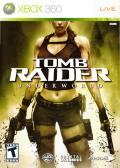Tomb Raider: Underworld Xbox 360 Front Cover
