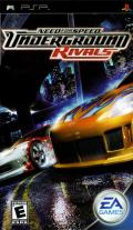 Need for Speed Underground: Rivals PSP Front Cover