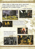 The Elder Scrolls IV: Oblivion Windows Inside Cover Left Flap